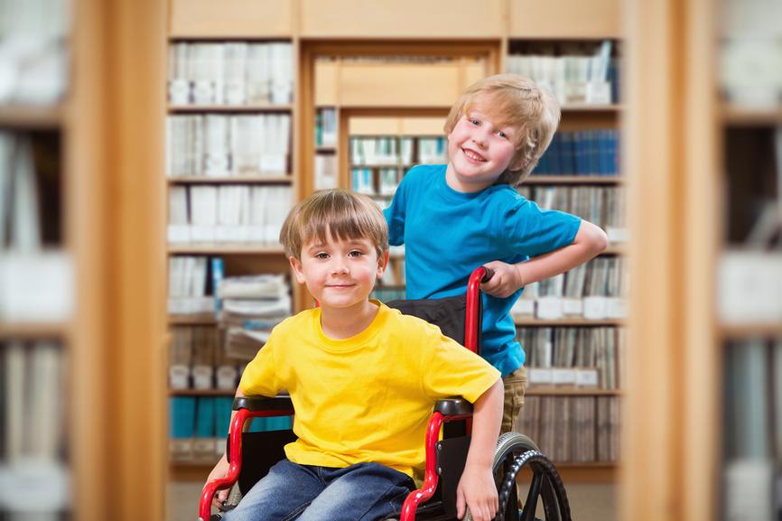 Общество детей инвалидов