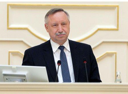 Обращение  временно исполняющего обязанности Губернатора Санкт-Петербурга  Александра Беглова