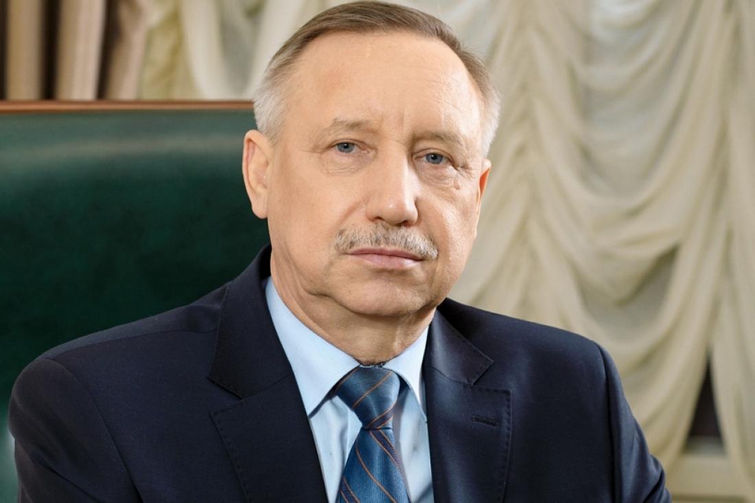 новый мэр санкт петербурга