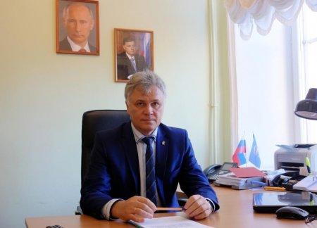 Личный приём граждан депутатом Законодательного Собрания Санкт-Петербурга В.Н. Носовым.