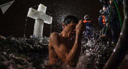 Основные правила безопасности в период крещенских купаний.